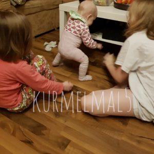 Alle drei spielen, Kurmelmal5