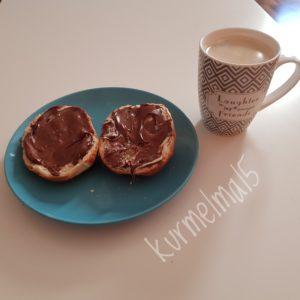 Frühstück, Nutella