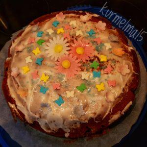 Kuchen, Deko